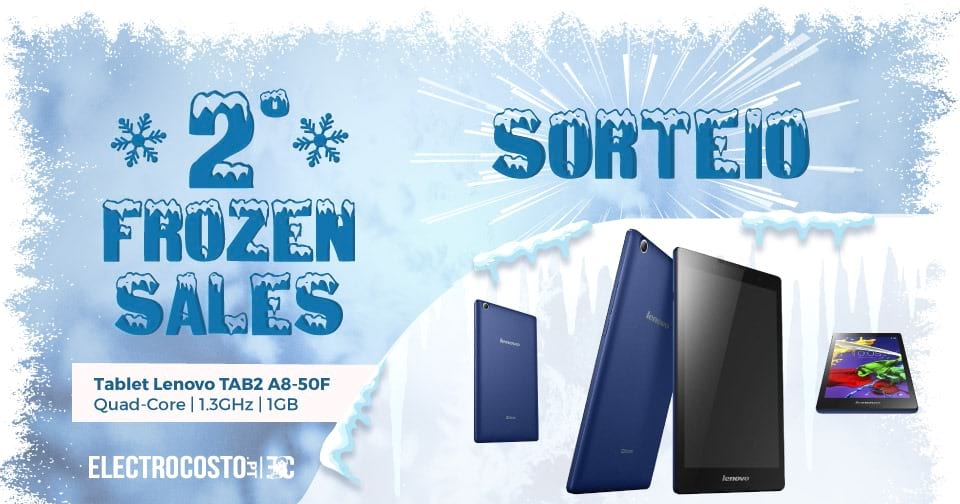 tablet Lenovo TAB2 A8-50F