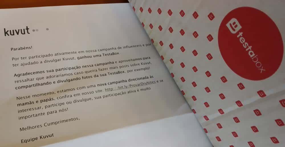 TestaBox - Carta