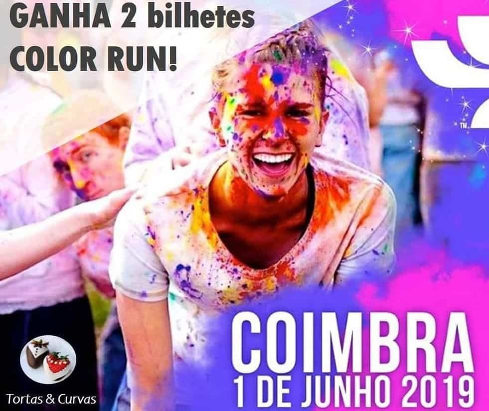 the color run coimbra