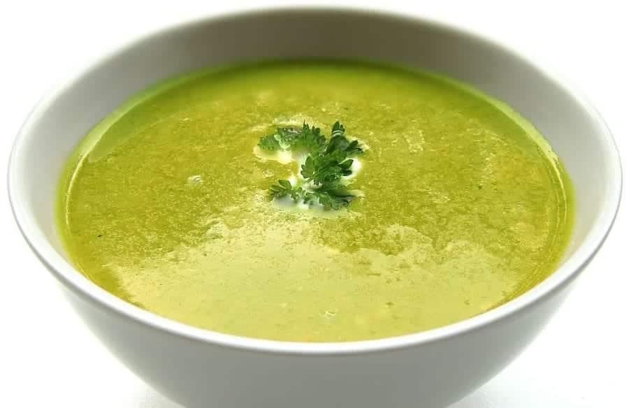 Tigela de sopa