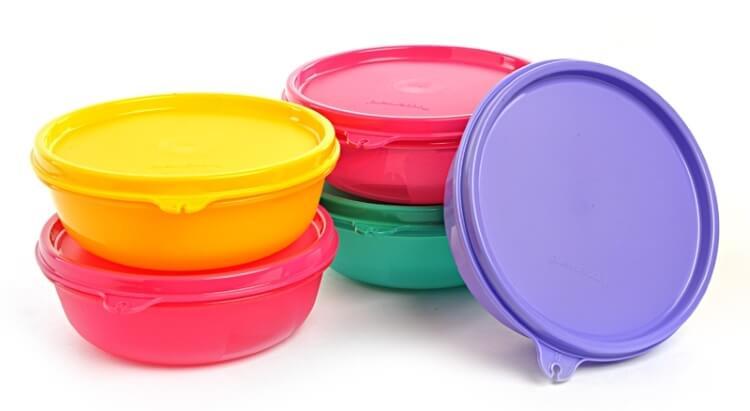 tupperwares